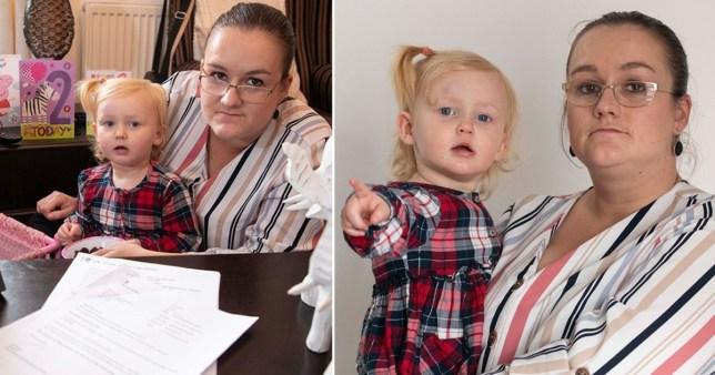 Lucy Dutton faces deportation despite her parents having UK passports