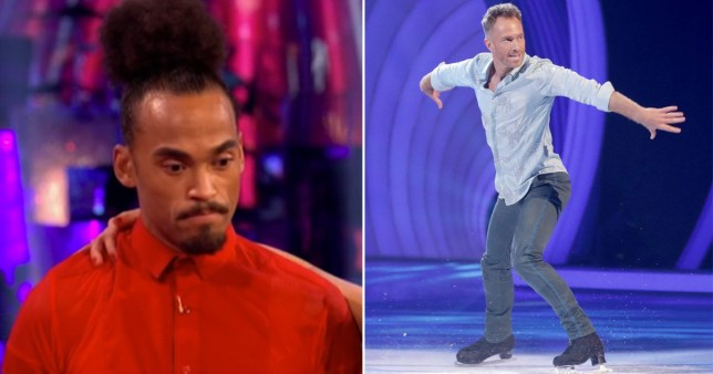 Dancing On Ice champion James Jordan calls out Strictly judges in shock rant over Dev Griffin's exit