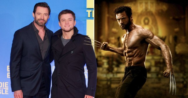 Taron Egerton finally reacts to rumours he'll play Wolverine and he's 'baffled'