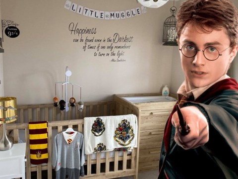 Mum creates Harry Potter themed bedroom for her son for £150