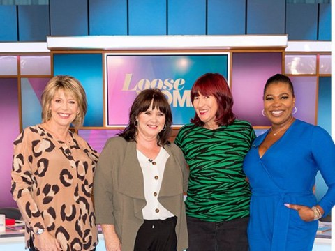 Loose Women panel try to trick viewers by wearing same clothes as yesterday – and fans are confused