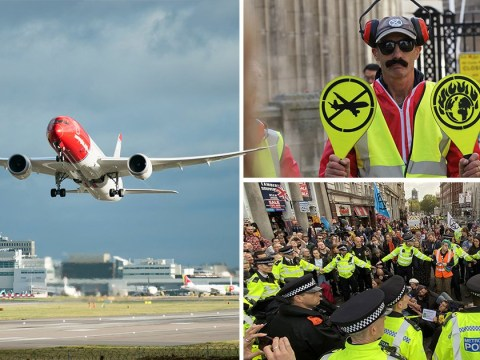 Eco-activists set to cause mischief at Gatwick Airport tomorrow
