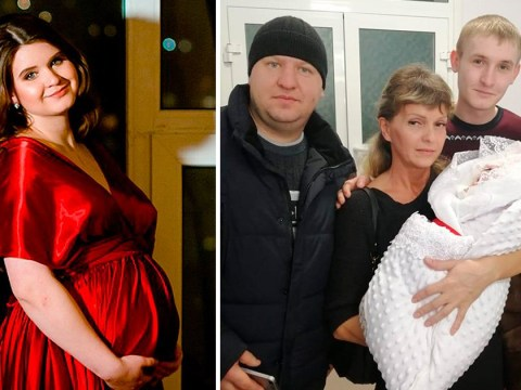 New mum died when doctor pulled out uterus during labour