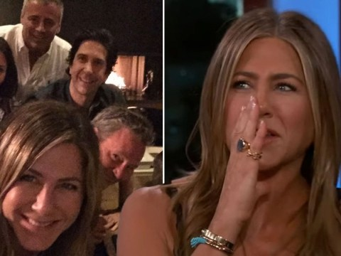 Jennifer Aniston has actually been on Instagram for ages and nobody knew until now