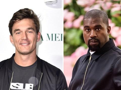 Bachelorette star Tyler Cameron slams Kanye West for telling Kim Kardashian not to dress sexy
