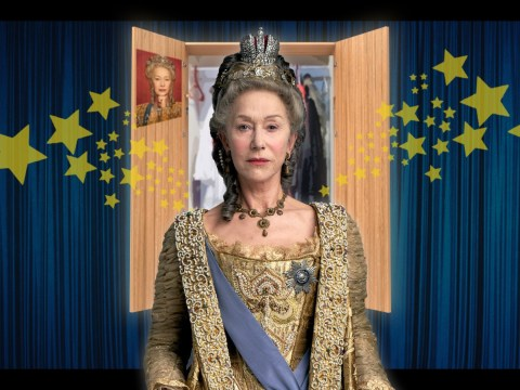 Back Into The Closet: From Helen Mirren's subtly personalised dress to a behind-the-scene beauty contest, all the costume secrets from Catherine The Great