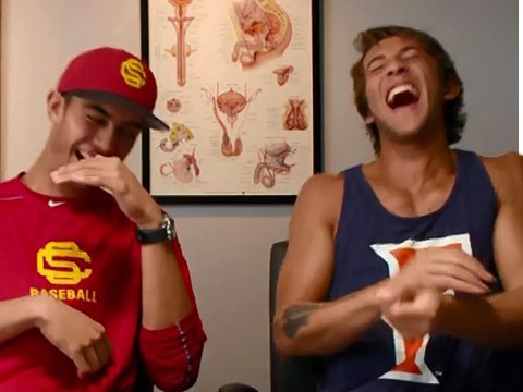 Athletes can't contain giggles as vegan diet boosts erections by nearly 500% in Netflix's The Game Changers