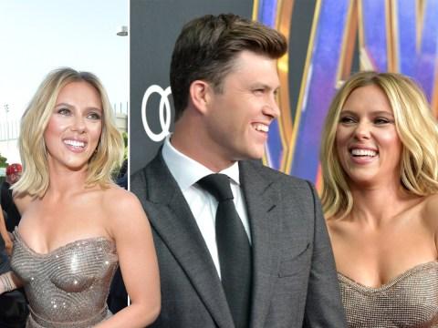 Scarlett Johansson says fiancé Colin Jost 'killed it' with his 'James Bond-style' proposal