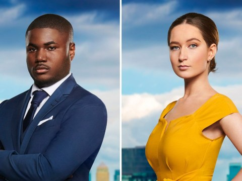The Apprentice star Souleyman Bah is steering clear from Lottie Lion following WhatsApp 'racism' claims