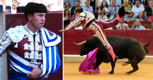 Matador survives three cardiac arrests after being gored by bull