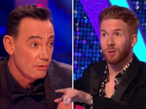 Strictly's Neil Jones hits back at Craig Revel Horwood over Alex Scott's Tango 'mistake'
