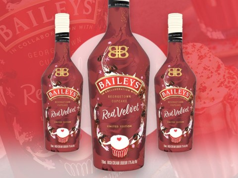 Red Velvet flavoured Baileys is finally available to buy in the UK