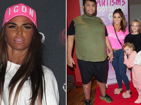 Katie Price divides fans after dressing up five-year-old daughter Bunny in stiletto boots
