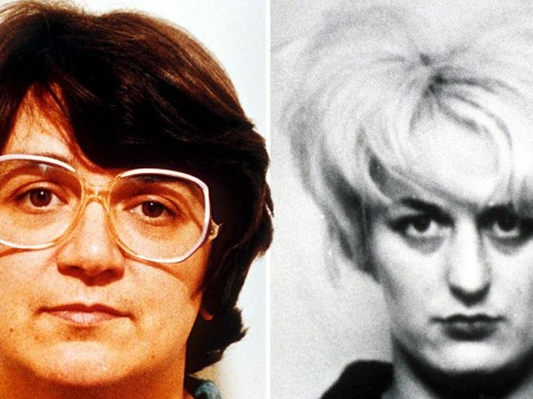 Rose West and Myra Hindley 'had lesbian affair in prison'
