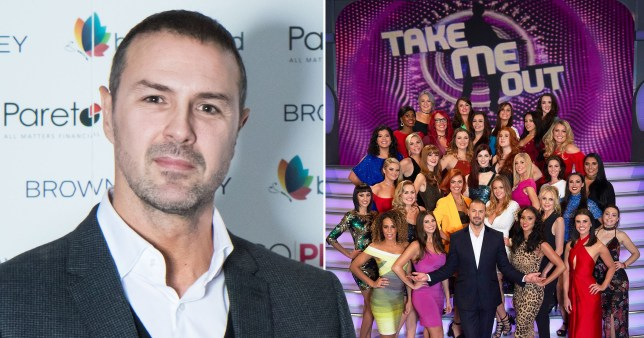 Paddy McGuinness insists Take Me Out producers choose 'eclectic' contestants with 'different' bodies
