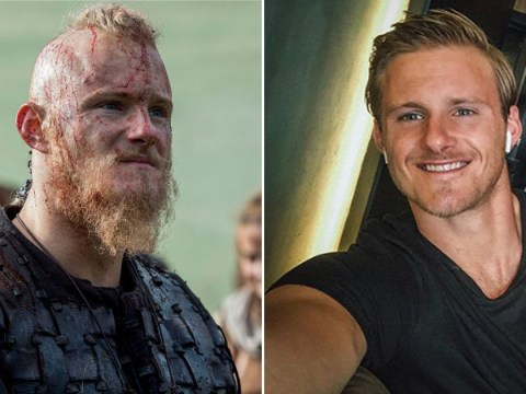 Vikings Alexander Ludwig praises 'beautiful parents' for their support as he heads to Romania after 14 years