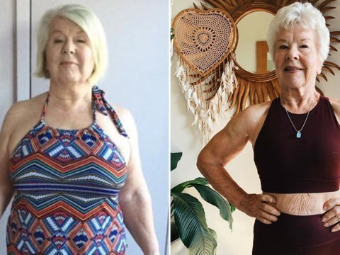 73-year-old woman starts weightlifting, loses four stone and improves her health