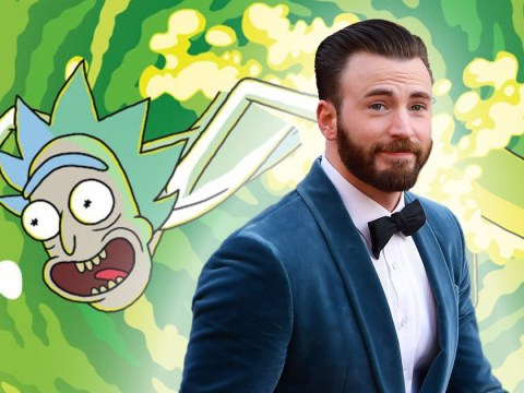 Avengers' Chris Evans way too excited for Rick And Morty return and we couldn't love Cap more