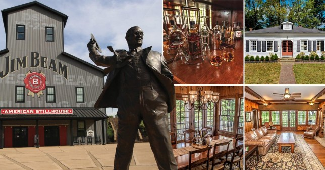 You Can Now Stay In Jim Beam S Bourbon Distillery For 18 A Night Metro News
