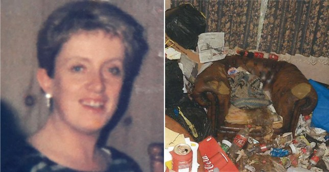 Valerie Wallach, 62, died 19 days after being rescued by emergency services (Picture: Liverpool Echo)