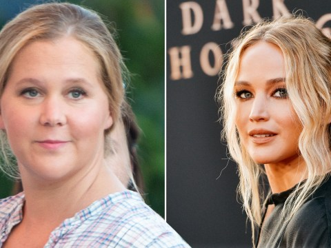 Amy Schumer 'had the best time' at pal Jennifer Lawrence's wedding