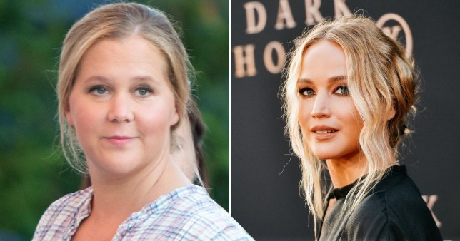 Amy Schumer Had The Best Time At Jennifer Lawrence S