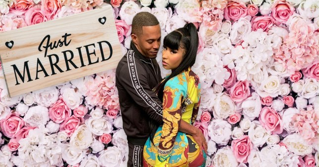 Image result for nicki minaj and kenneth petty'