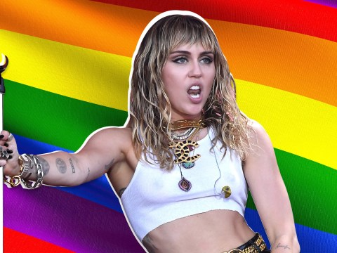 No, Miley Cyrus – LBTQ+ women are not gay because they haven't found the right man