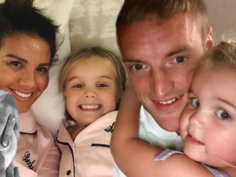 Rebekah Vardy returns to Instagram amid Coleen Rooney row to celebrate daughter Sofia's birthday