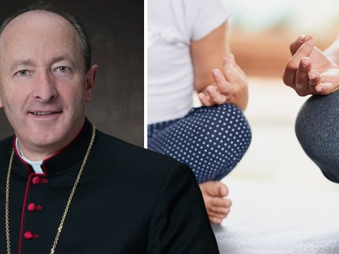 Bishop orders schools not to teach yoga because it's not Christian
