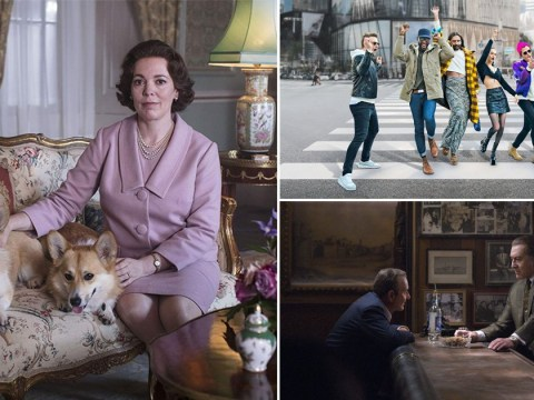 Netflix UK in November 2019: Best new shows from The Crown to The Irishman