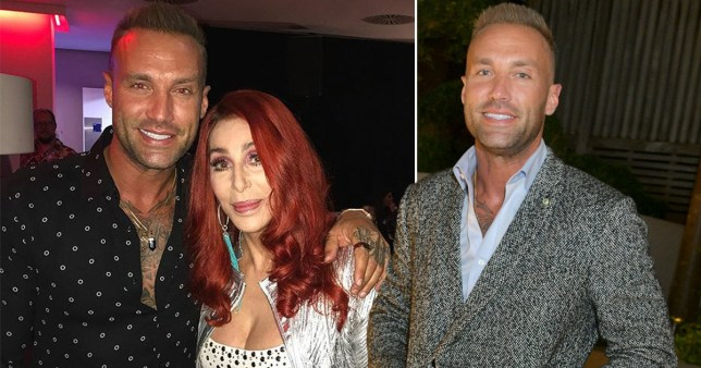 Calum Best has actual Cher as his godmother and we are stunned