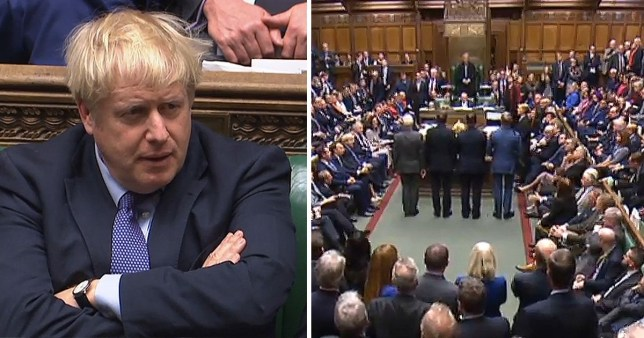 Boris Johnson would rather call an election than accept delaying Brexit