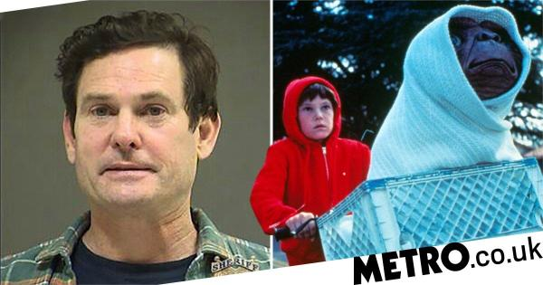 E.T. child star Henry Thomas arrested for allegedly driving under the influence