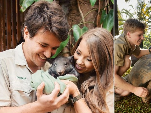 Steve Irwin tribute to crocodiles in the aisles: Bindi Irwin reveals all on 'wild' wedding to Chandler Powell