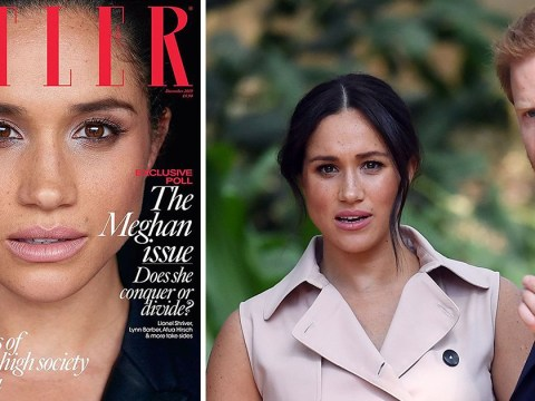 Meghan Markle graces Tatler cover after magazine calls her 'social climber of the year'