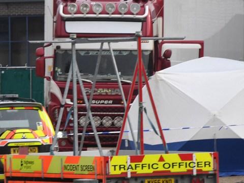 Fourth arrest over 39 bodies found in -25C lorry