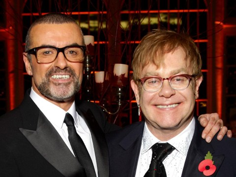 Elton John claims George Michael 'wanted to die and was uncomfortable being gay'