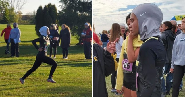 Muslim Teen Disqualified For Wearing A Hijab During A Race: 'I Felt Humiliated'