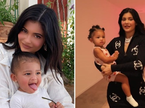 Kylie Jenner 'stronger and more independent' after pregnancy as she shares sweet throwback