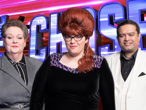 X Factor: Celebrity's Jenny Ryan wants a The Chase supergroup with Paul Sinha and Anne Hegerty