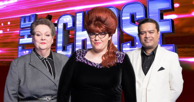 Jenny Ryan wants a The Chase supergroup