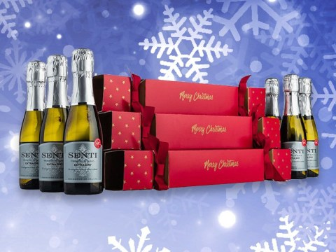Prosecco Christmas crackers are back for 2019