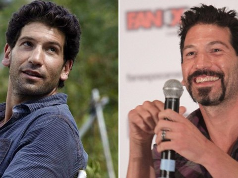 Jon Bernthal quit NCIS to join The Walking Dead: 'People thought I was out of my mind'