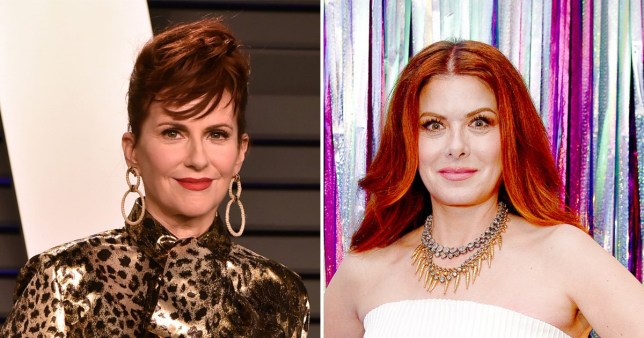 Will and Grace star Megan Mullally teaks break from filming amid feud with Debra Messing