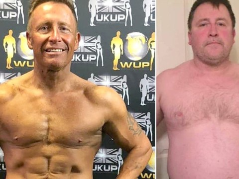 Man transforms his 'dad bod' and loses six stone after an injury stopped him running marathons