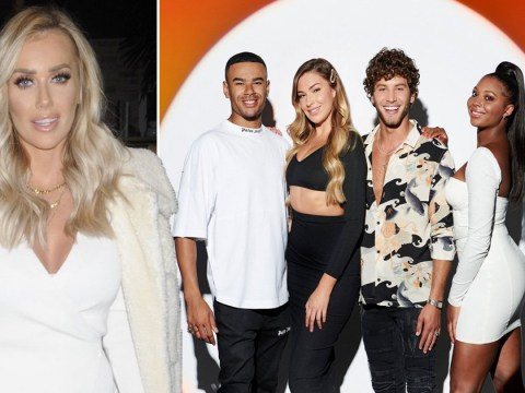 Love Island's Laura Anderson backs ex Wes Nelson to go far on X Factor: Celebrity