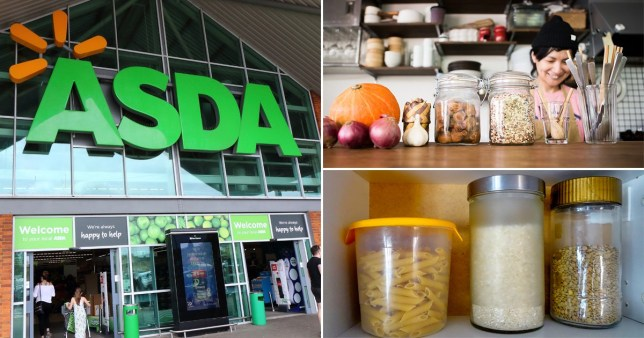 Asda are pushing to make their stores plastic-free (Picture: Getty)