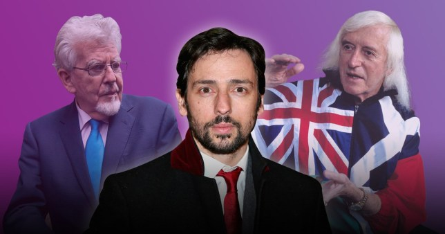 Death in Paradises\' Ralf Little reveals awks letter he sent to Jimmy Saville asking to be like Rolf Harris