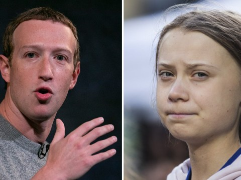 Greta Thunberg hits out at 'very disturbing' Facebook over 'lies and hate'